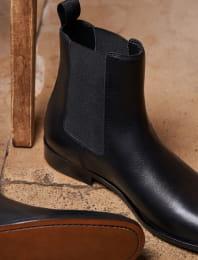 La Femme Pressée leather