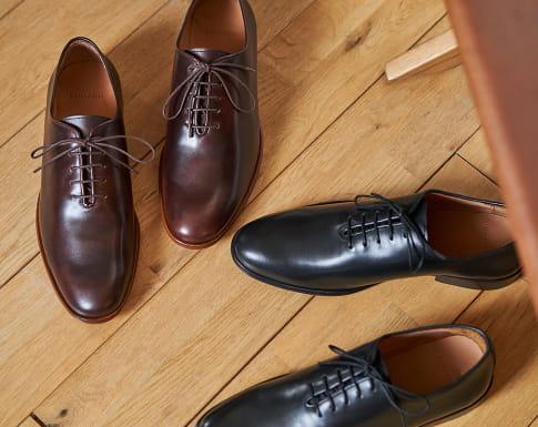 Richelieu boots